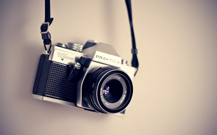 Kamera für die Reise nach Japan