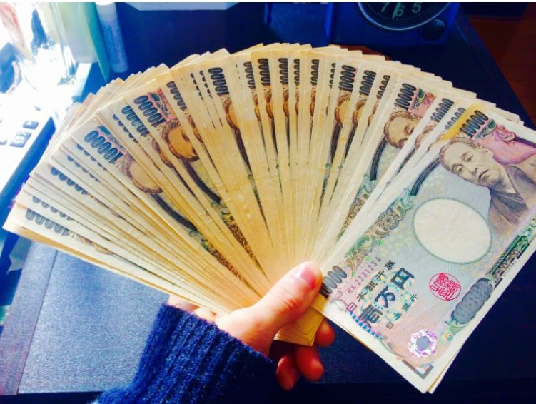 Genug Kleingeld in Japan ist wichtig!